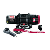 WARN® PV4500-SSD ProVantage Short Drum Winch with Synthetic Rope