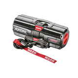 WARN® Axon 45RC Short Drum Winch with Synthetic Rope