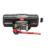 WARN® Axon 55 Winch with Wire Rope