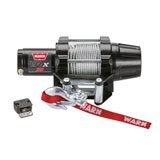 WARN® VRX 35 Winch with Wire Rope