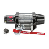 WARN® VRX 45 Winch with Wire Rope