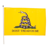 Whip-It Flags Specialty Flag - 3'x5' -  Don't Tread on Me