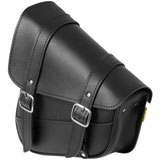 Willie & Max Revolution Universal Swingarm Saddlebag - For models with a hidden shock