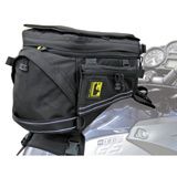 Wolfman Rainier Tank Bag with Mounting Strap