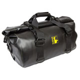 Wolfman Waterproof Expedition Dry Duffel Bag Black