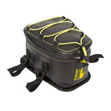 Wolfman Waterproof Peak Tail Bag Black