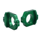 Works Connection Elite Axle Blocks Green