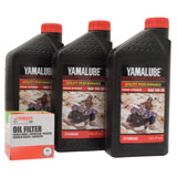 "Yamalube Oil Change Kit ""Cold Weather"""