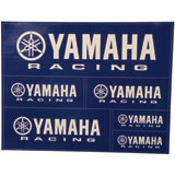 Yamaha Racing Sticker Sheet
