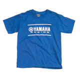 Yamaha Racing Logo Youth T-Shirt