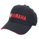 Yamaha Logo Adjustable Hat Black
