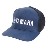 Yamaha Navy Flex Fit Hat Navy