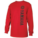 Yamaha Vertical Long Sleeve T-Shirt