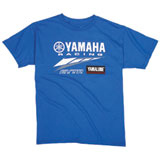 Yamaha Racing GYTR Logo Toddler T-Shirt Blue
