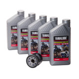Yamalube Semi Synthetic 10W-50 Oil Change Kit