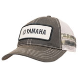 Yamaha Trail Breaker Oil Patch Snapback Hat
