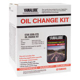 Yamalube Semi Synthetic Oil Change Kit