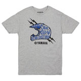 Yamaha Track & Trail Motocross T-Shirt Grey