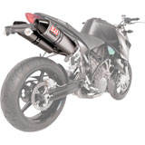 Yoshimura Race Series RS-3C Stainless/Titanium Dual Slip-On (No CA)