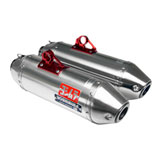 Yoshimura RS-2 Stainless/Stainless Dual Slip-On