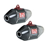 Yoshimura Signature Series RS-4 Stainless/Carbon Dual Full System