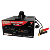 YUASA Automatic 12V 4 Amp Battery Charger