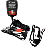 YUASA 1 Amp Automatic Battery Charger and Maintainer