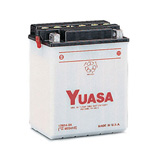 YUASA Standard Battery with Acid