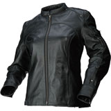 Z1R Women's 243 Leather Jacket
