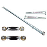 Zbroz Racing Double E Racing Edition Anit-Sway Bar Kit with Adjustable Sway Bar Link Rods