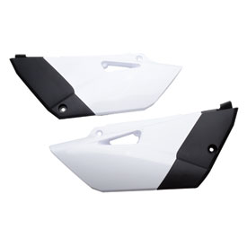 Acerbis Side Panels  White