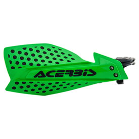 Acerbis X-Ultimate Handguards Green/Black