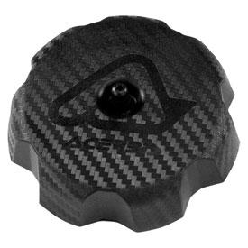 Acerbis Small Gas Cap Gasket Black Universal Each
