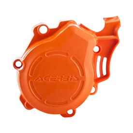 Acerbis X-Power Ignition Cover  16 KTM Orange