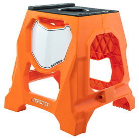 Acerbis 711 Bike Stand  KTM Orange