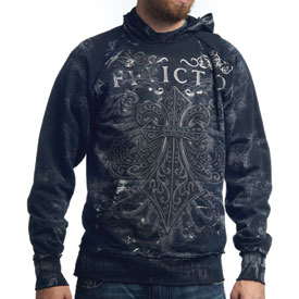 Affliction Panoramic Hooded Sweatshirt