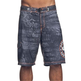 Affliction Break Board Shorts