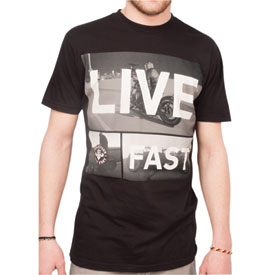 Affliction Creed Live Fast T-Shirt