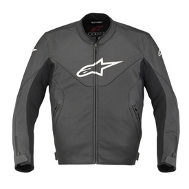 Alpinestars Indy Leather Motorcycle Jacket