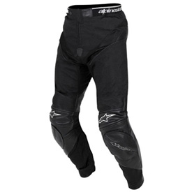 Alpinestars A-10 Leather/Textile Sport Riding Motorcycle Pant