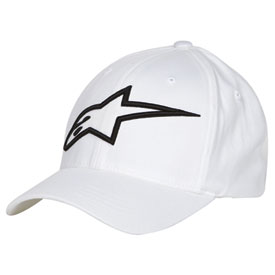 Alpinestars Logo Astar Flex Fit Hat 2011