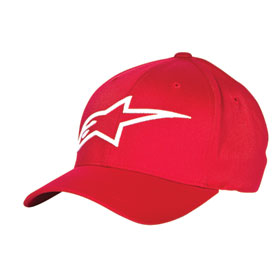 Alpinestars Logo Astar Flex Fit Hat 2013