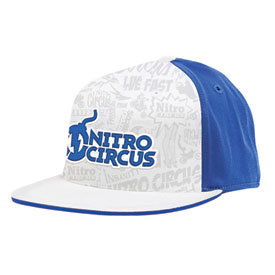 Alpinestars Nitro Circus Sign Of The Times 210 Flex Fit Hat