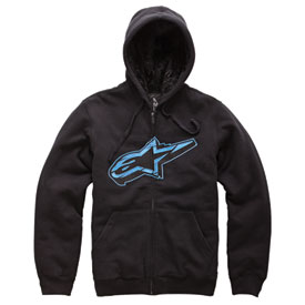 Alpinestars Core Star Zip-Up Hooded Sweatshirt