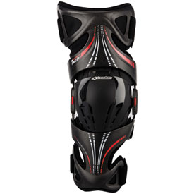 Alpinestars Fluid Tech Carbon Knee Brace Left 2015