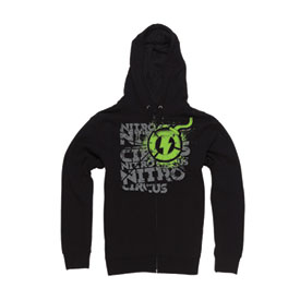 Alpinestars Nitro Circus Stitch Out Zip-Up Hooded Sweatshirt