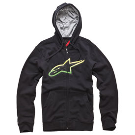 Alpinestars Spencer Zip-Up Hooded Sweatshirt