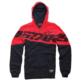 Alpinestars Throne Zip-Up Hooded Sweatshirt