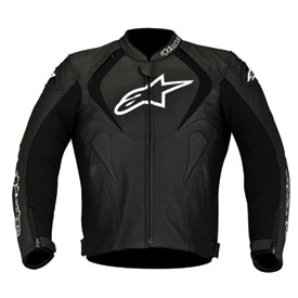 Alpinestars Jaws Perforated Leather Motorcycle Jacket