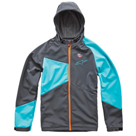 Alpinestars Livery Performance Tech Zip-Up Hooded Jacket